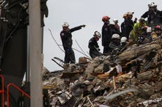 Climate scientists say Miami building collapse is a wake up call