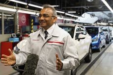Car industry boost as Nissan plans to build new electric model and battery plant