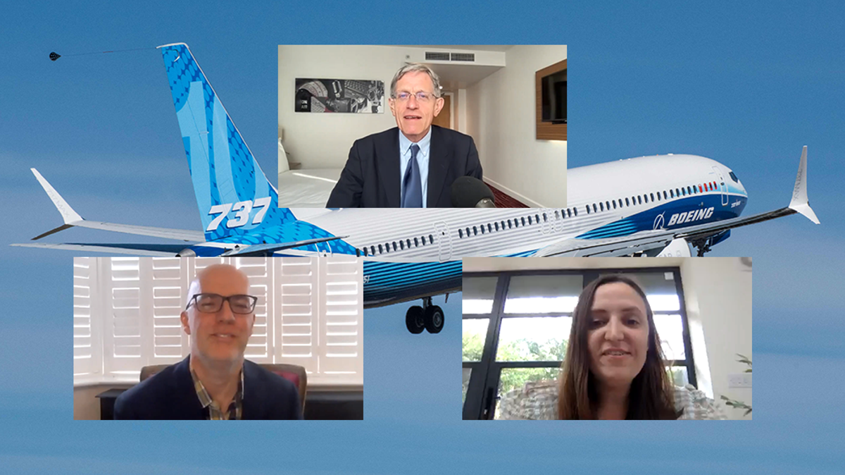Travel experts discuss latest Covid data during exclusive event