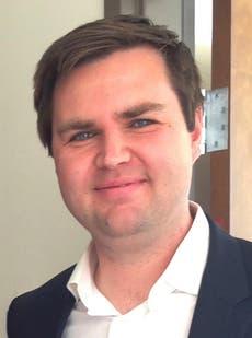 'Hillbilly Elegy' author JD Vance signals US Senate campaign
