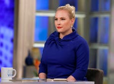 Meghan McCain says she's quitting 'The View' in late July