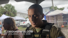 Miami condo rescuers face 'heavy smell of bodies', Israeli soldier helping with search says