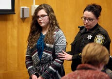 Teen convicted in Slenderman stabbing granted conditional release