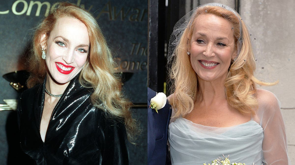 Jerry Hall turns 65: The iconic model's fashion and beauty evolution