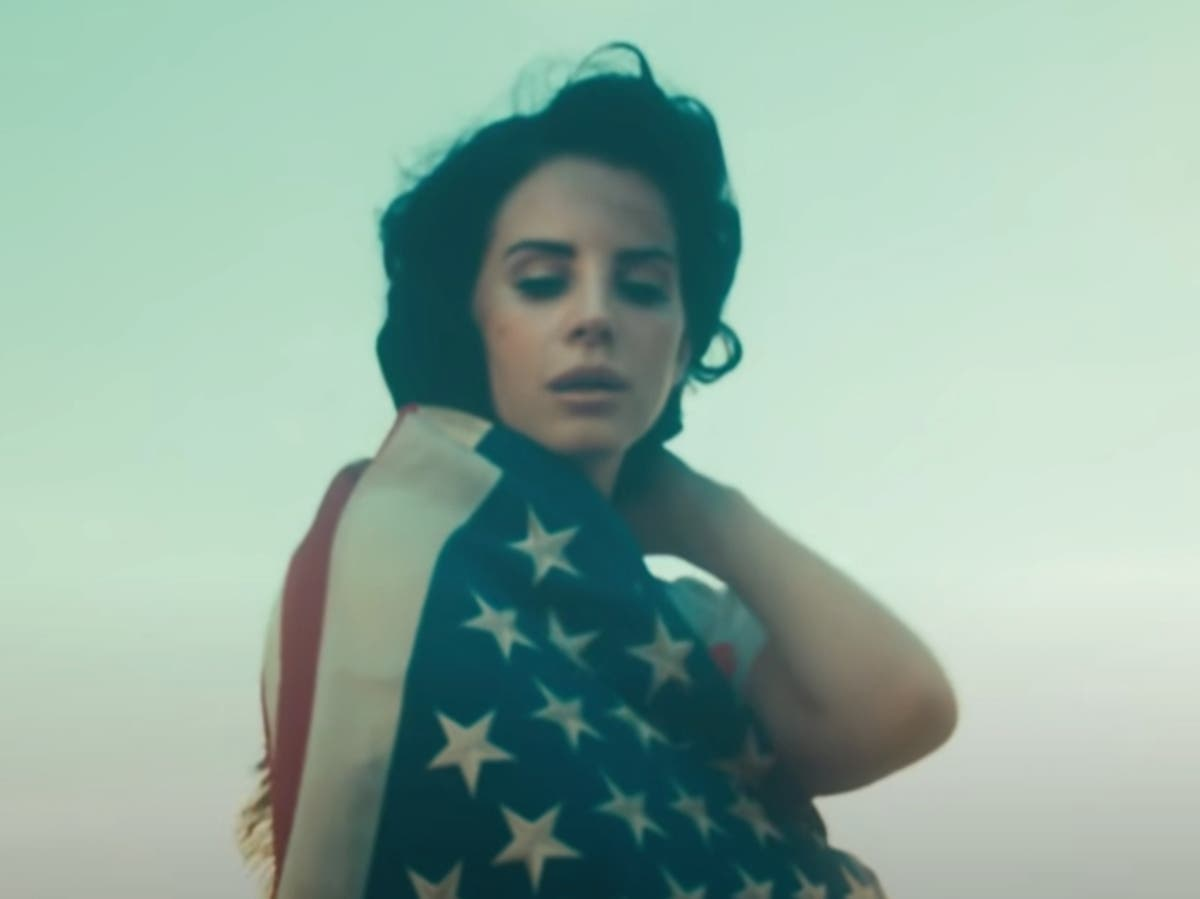 Reborn on the Fourth of July: Lana Del Rey's patriot games