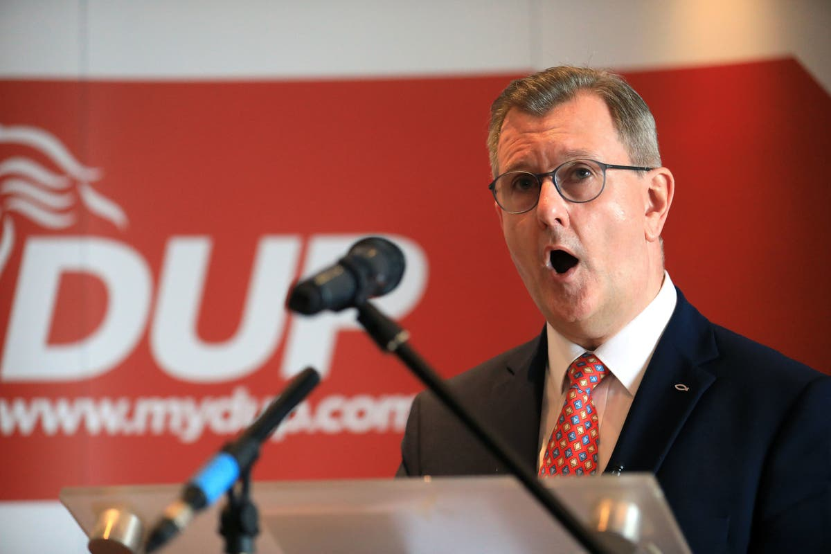 DUP apologises for party's 'atrocious' gay rights record