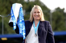 Chelsea Women boss Emma Hayes commits to new contract