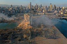 Lebanese judge goes after top officials over port blast