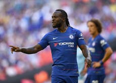 Victor Moses: Chelsea midfielder completes permanent move to Spartak Moscow