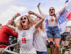 England v Ukraine: Where to watch the Euro 2020 match in London, Manchester and Liverpool
