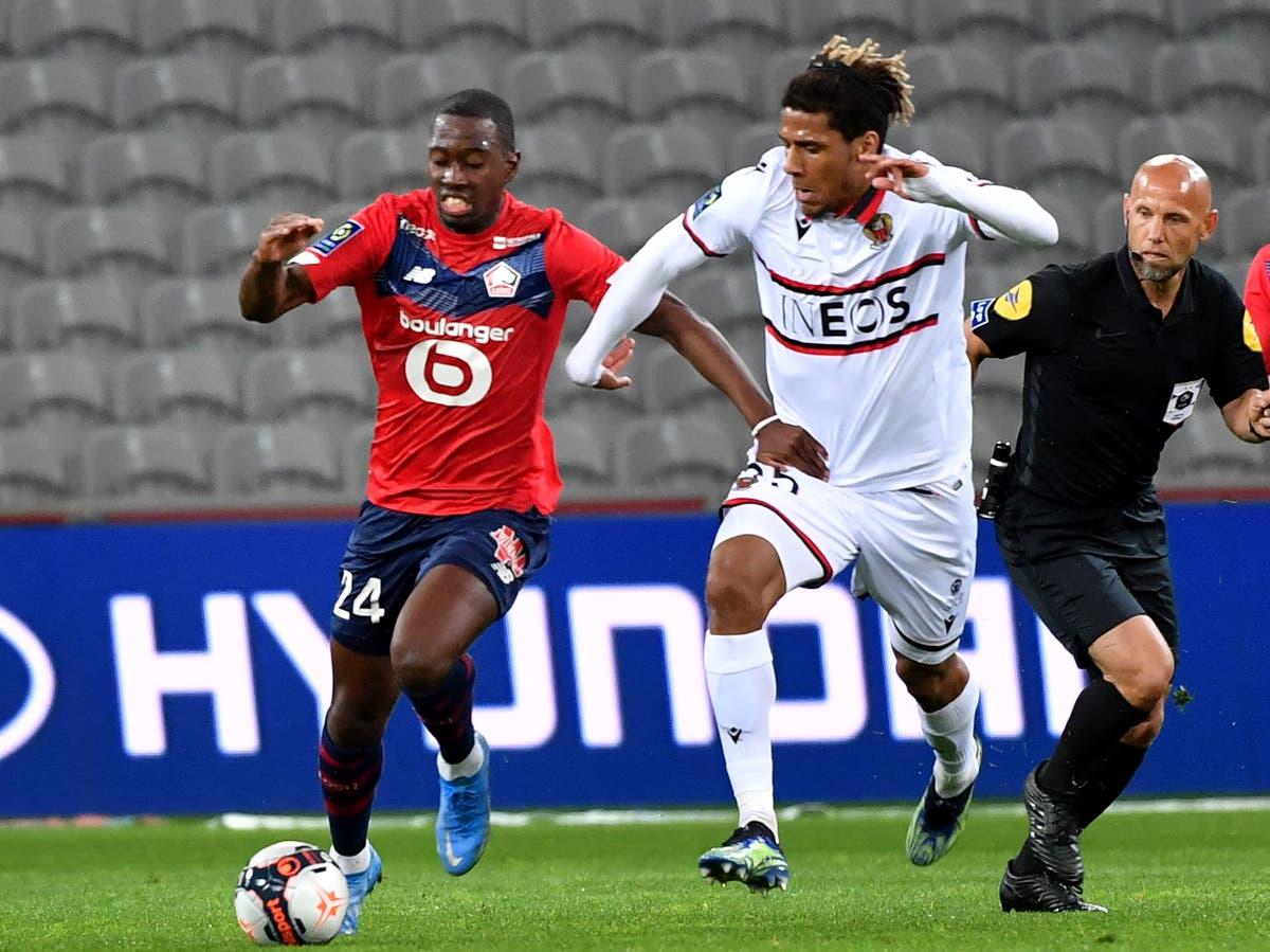 Leicester sign Lille midfielder Boubakary Soumare