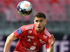 Romain Perraud: Southampton coach Ralph Hasenhuttl excited by potential of new signing