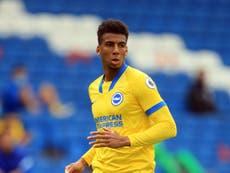 Brighton defender Bernardo signs for RB Salzburg