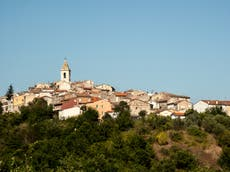 Welcome to the Italian hamlet offering free holidays to promote sustainable tourism