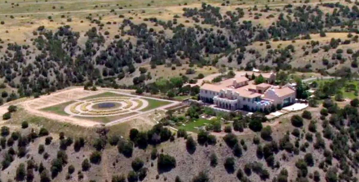 Jeffrey Epstein's New Mexico ranch listed for $27.7 million