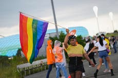 Uefa told Volkswagen not to use rainbow advertising at Euro 2020 venues, car giant claim