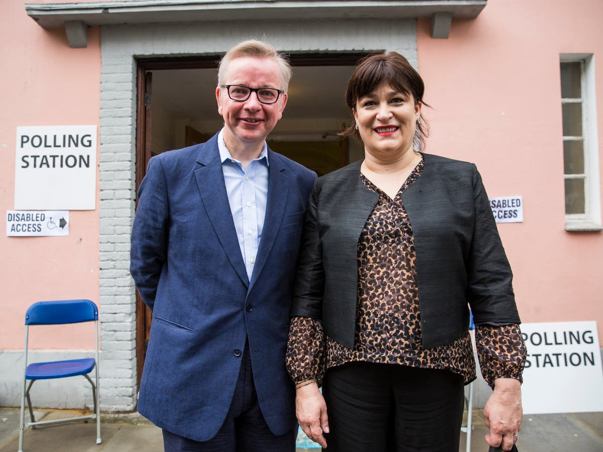 Michael Gove and wife to divorce but 'remain close friends'