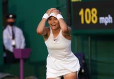 Emma Raducanu gets seal of approval from 2017 Wimbledon winner Garbine Muguruza