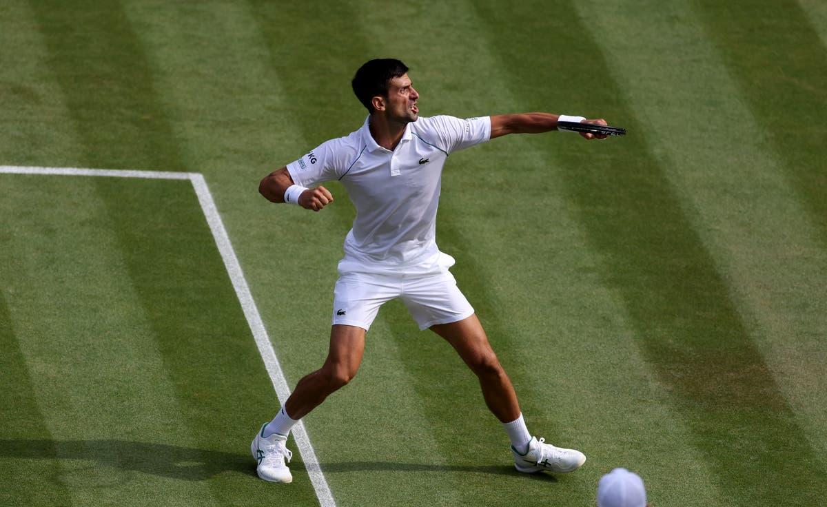 Novak Djokovic sees room for improvement despite convincing win over Denis Kudla