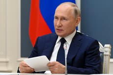 Putin OKs revised Russian national security strategy