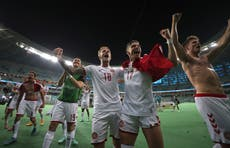 Dinamarca 'pensa em Christian Eriksen todos os dias' como o Euro 2020 a corrida continua