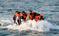 Migrants who steer dinghies across English Channel to claim asylum will no longer be prosecuted