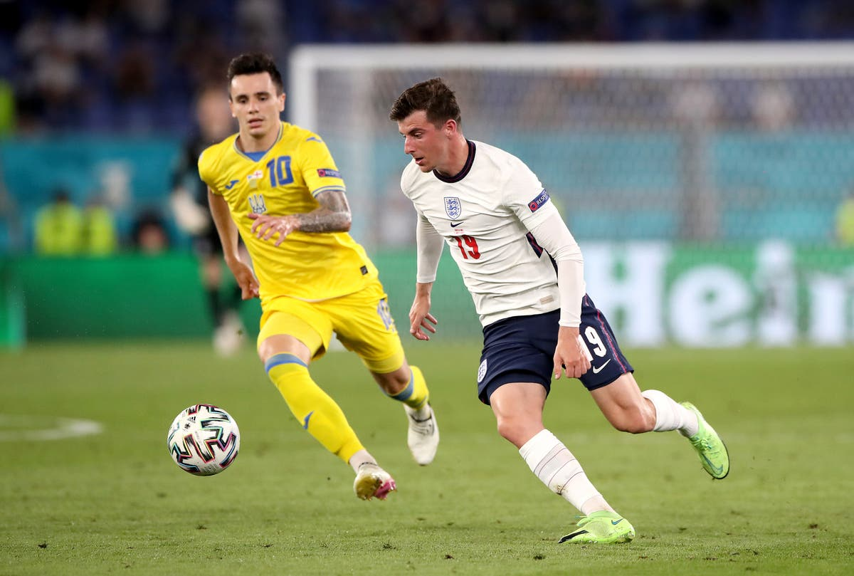 Denmark will be coming into lion's den for Euro 2020 semi-final at Wembley – Mason Mount