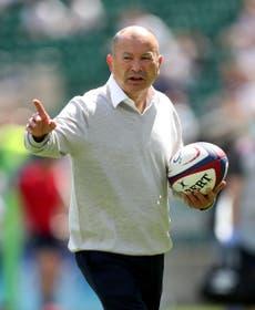 Eddie Jones défie l'Angleterre 12 de nouveaux plafonds pour gagner le droit d'être à nouveau sélectionné