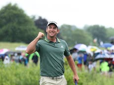 Irish Open: Lucas Herbert claims second European Tour title with wire-to-wire win