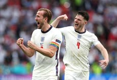 England revel in reaching Euro 2020 semi-finals – Sunday's sporting social