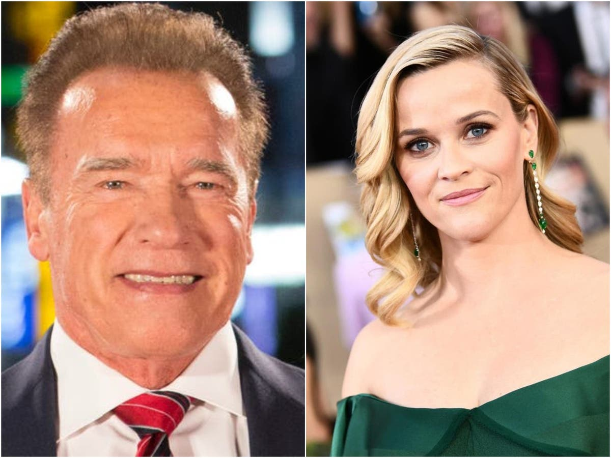 Arnold Schwarzenegger and Reese Witherspoon among stars to celebrate 4th July
