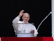 Pope in 'good condition' after intestinal surgery
