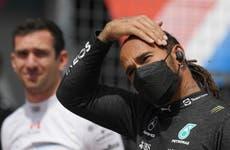 Lewis Hamilton vrees dat hy nie met Max Verstappen by die Britse Grand Prix kan meeding nie