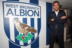 Valerien Ismael: New West Brom boss expects Sam Johnstone and Matheus Pereira to leave
