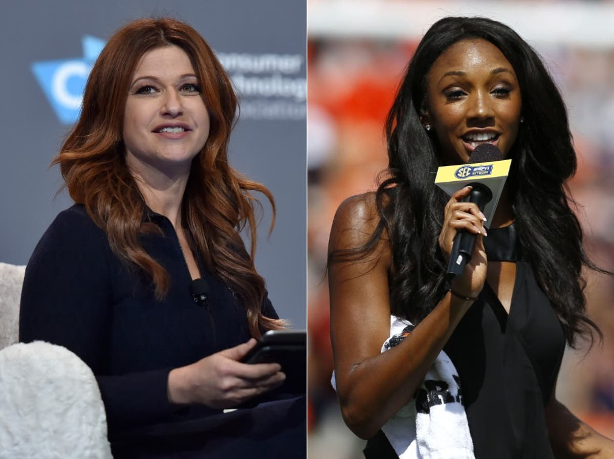 ESPN anchor recorded complaining about promotion of Black colleague