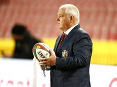 Lions boss Warren Gatland defends selection of Luke Cowan-Dickie after criticism