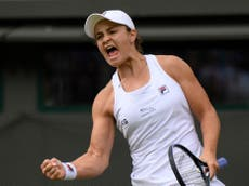 Ashleigh Barty 'ready' to mount Wimbledon challenge after beating Barbora Krejcikova