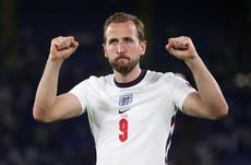Euro 2020: Harry Kane never lost belief during slow start for England
