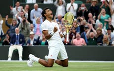 Felix Auger-Aliassime comes out on top in five-set battle with Alexander Zverev