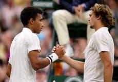 Felix Auger-Aliassime beats Alexander Zverev as Novak Djokovic cruises through