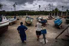 Tropical Storm Elsa, back over water, takes aim at Florida