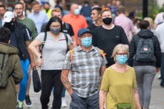 How much extra protection do masks give from viruses?