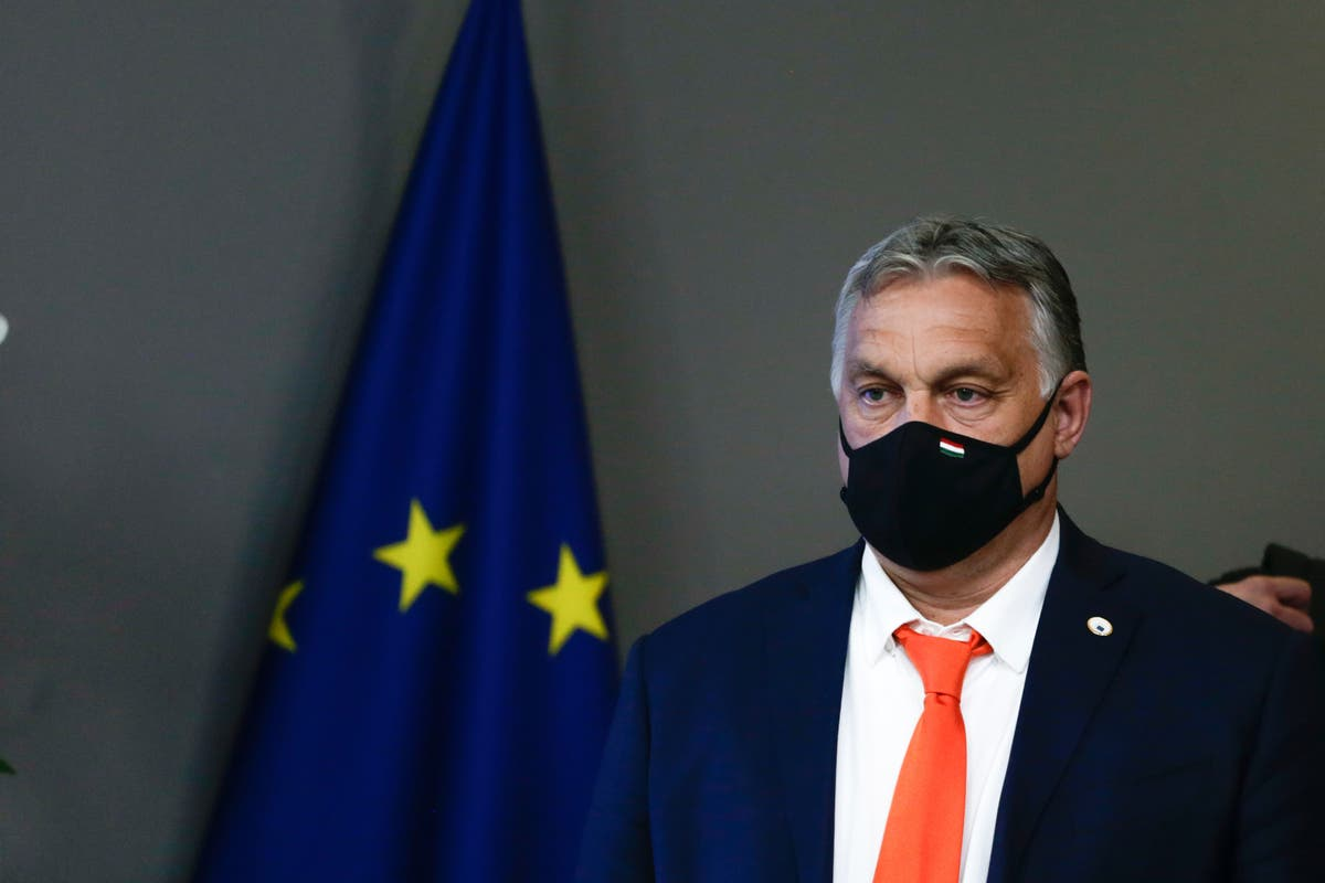 European watchdog warns Hungary over possible rights abuses