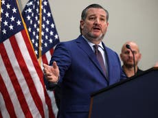 Ted Cruz claims 'the Left hates America' in clash with Cori Bush over 4 Julie