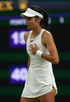 Andy Murray defends Emma Raducanu following criticism after Wimbledon withdrawal