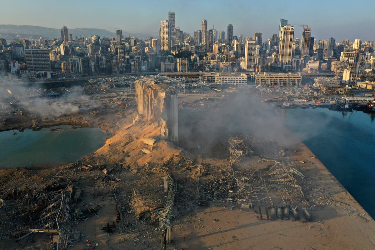 Beirut explosion 'Ask Me Anything' hosted live by Bel Trew one year on