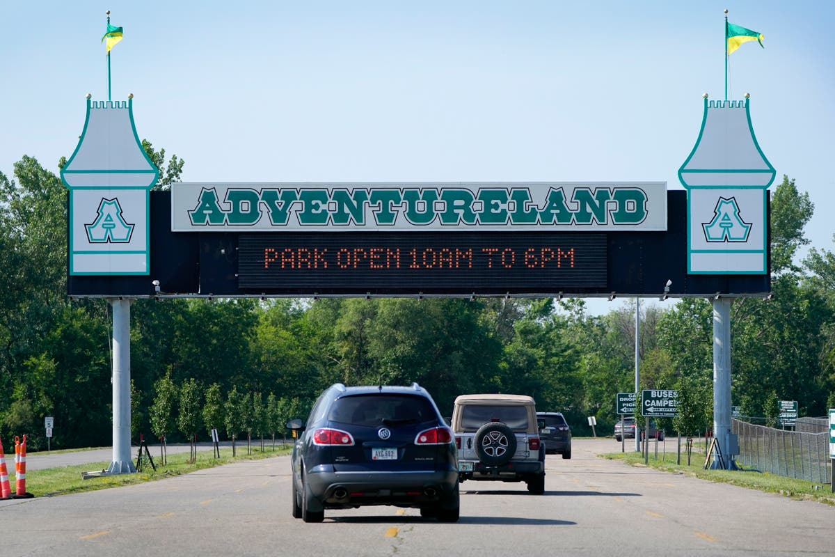 Iowa amusement park became a political force before accident
