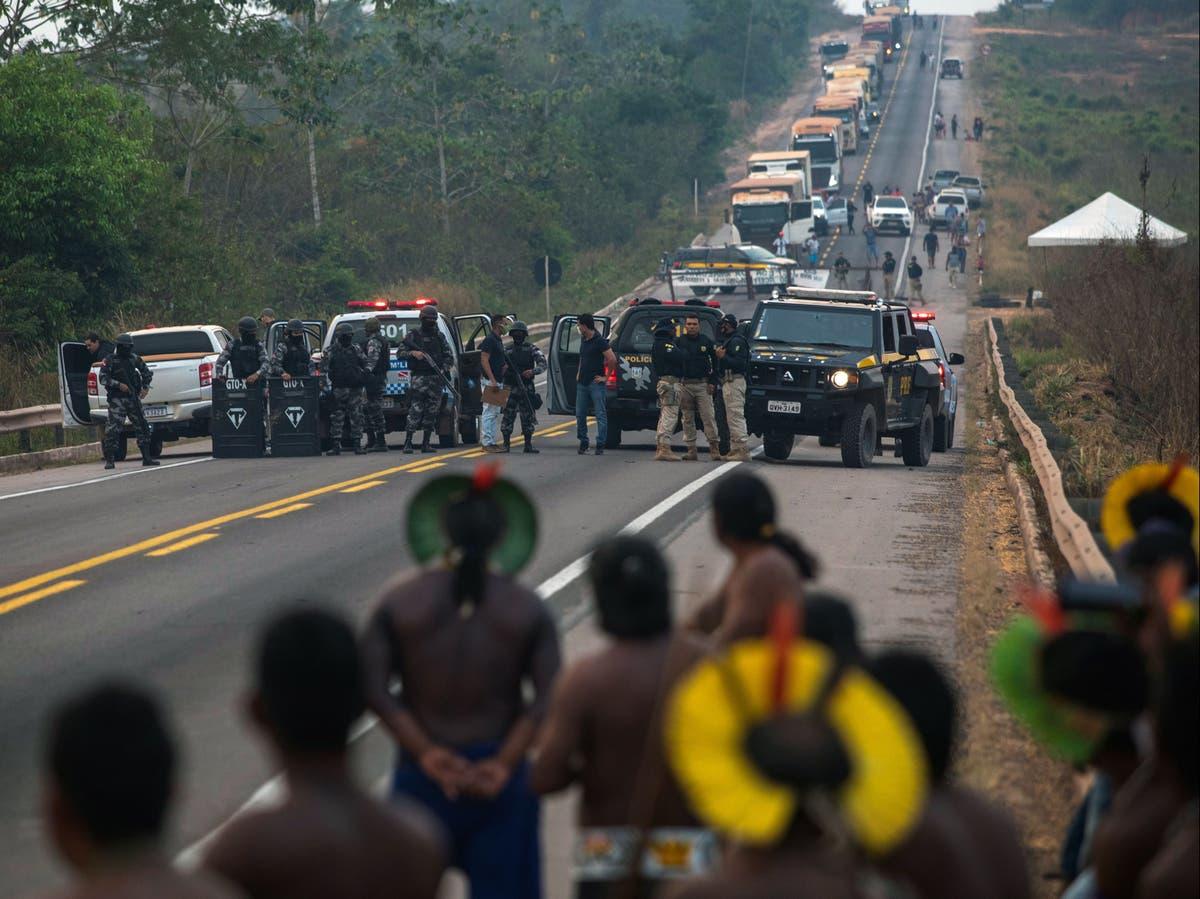 Environmental defenders facing 'unprecedented attacks' in Latin America, report says
