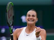 Aryna Sabalenka confident she has found the formula for grand slam success
