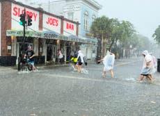 Tropical storm Elsa to reach hurricane strength again before making landfall in Florida
